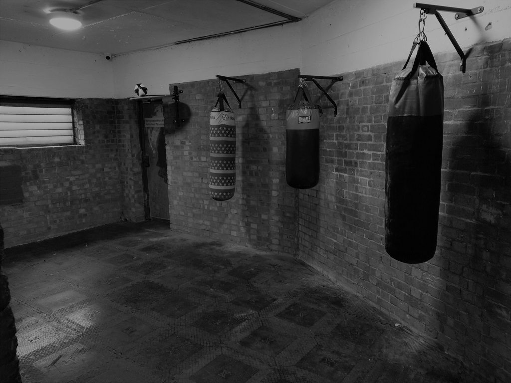 Olympian Gym Boxing Room 1