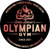 Eddie-Abbews-Olympian-Gym-Logo-small