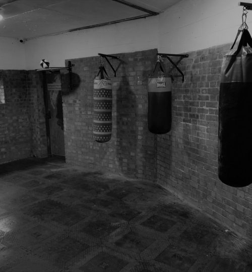 Olympian Gym Boxing Room 2