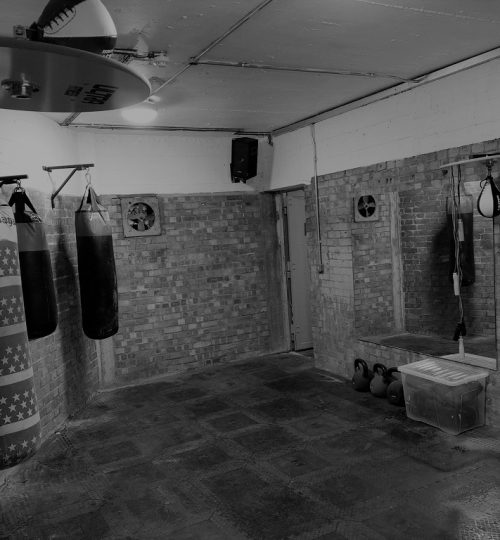 Olympian Gym Boxing Room 4