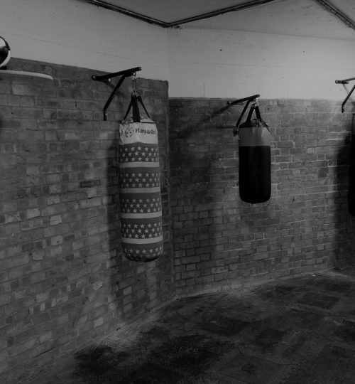 Olympian Gym Boxing Room 5