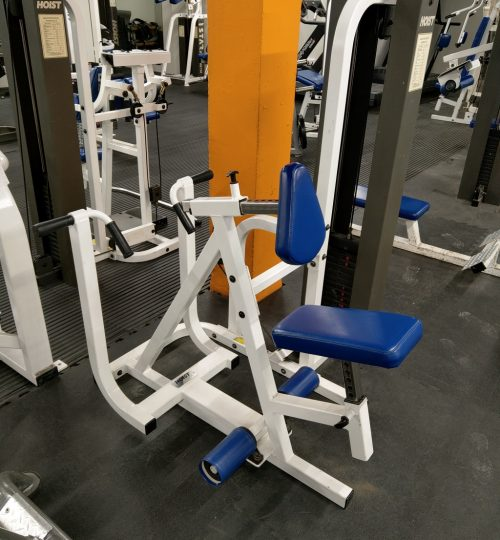 Olympian Gym Chest Supported Row