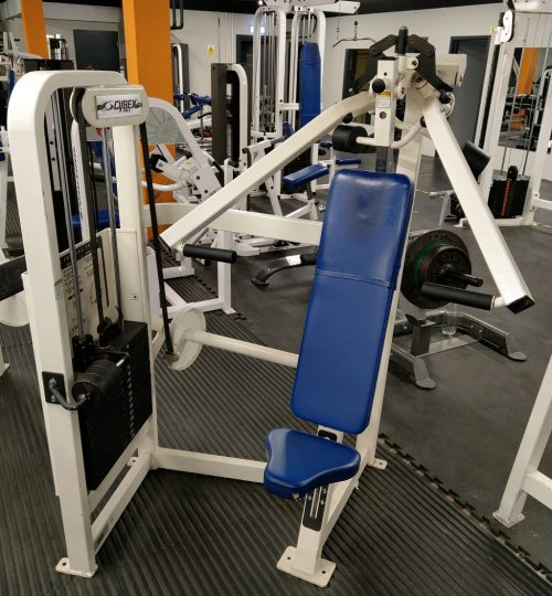 Olympian Gym Dual Axis Incline Press