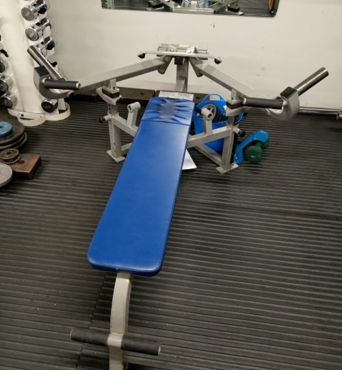 Olympian Gym Plate Loaded Advanced Chest Press