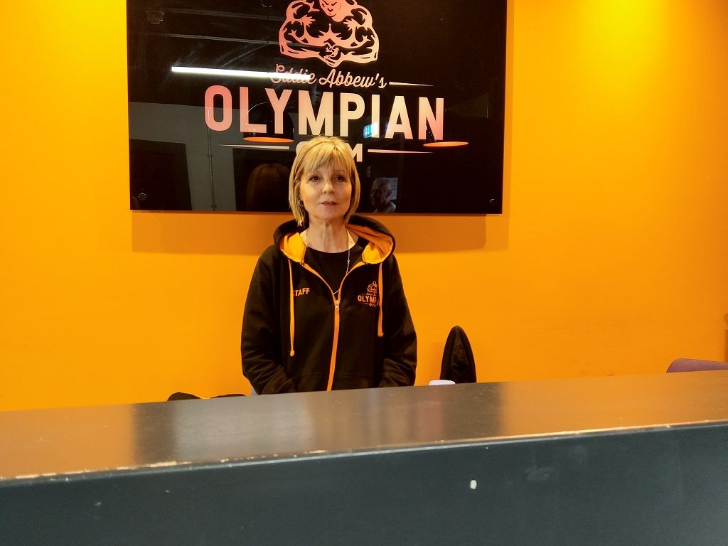 Olympian Gym Sharon Willmore