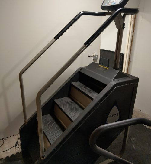 Olympian Gym Stair Master